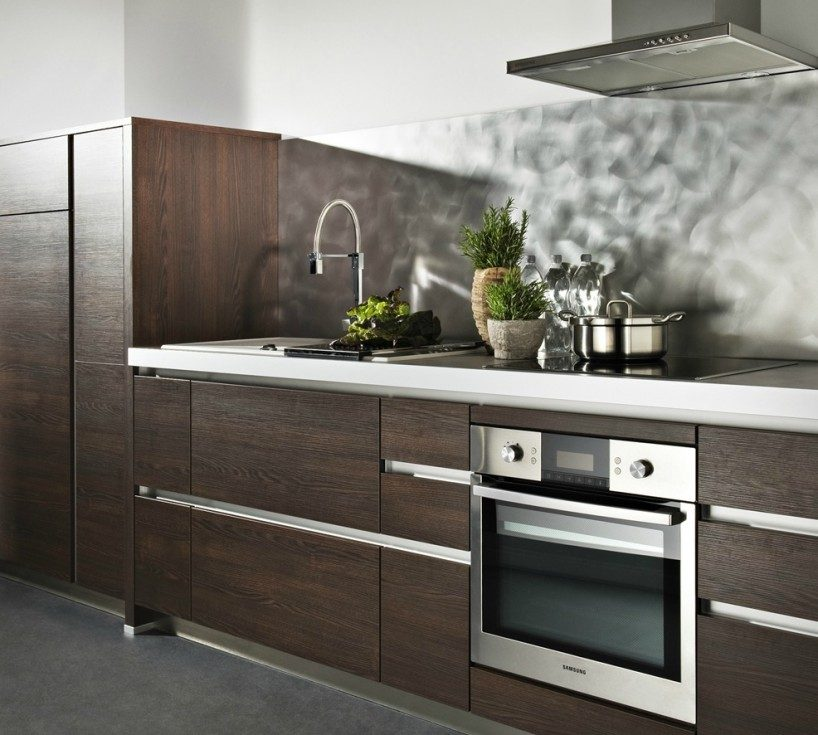 Galer a de im genes muebles de cocina sin tiradores - Tiradores de cocina modernos ...