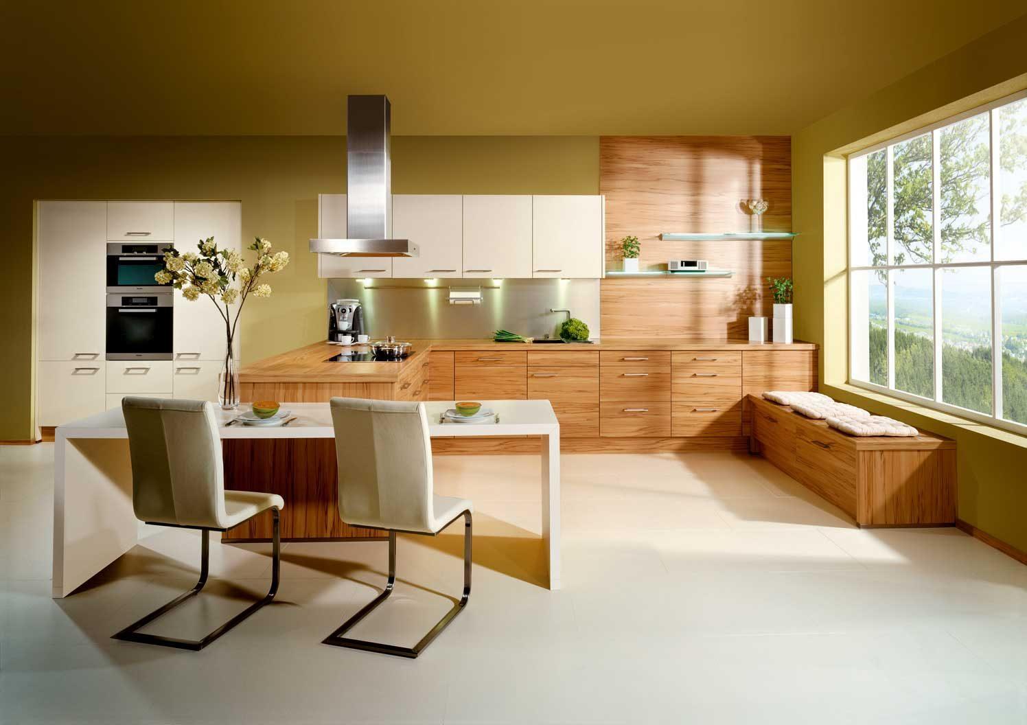 Cocina americana de estilo r stico im genes y fotos - Estilos de cocinas modernas ...