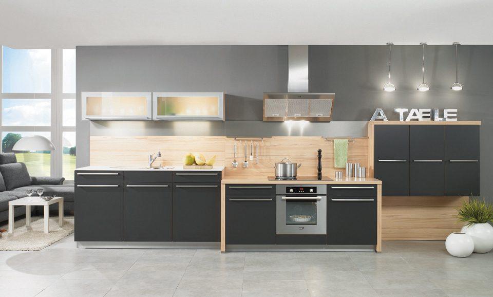 Galer a de im genes cocinas de estilo moderno - Cocinas con estilo moderno ...