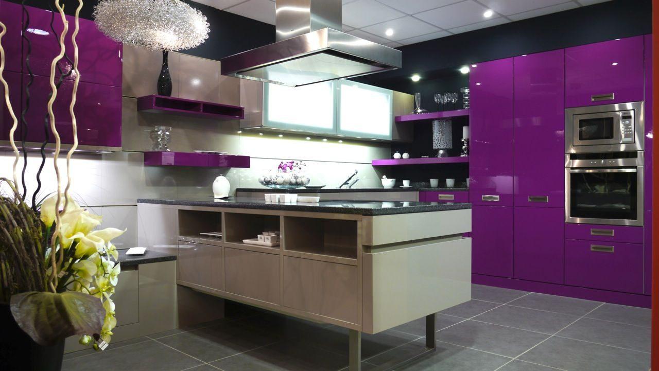 C mo elegir el color de la cocina for Colores para muebles de cocina