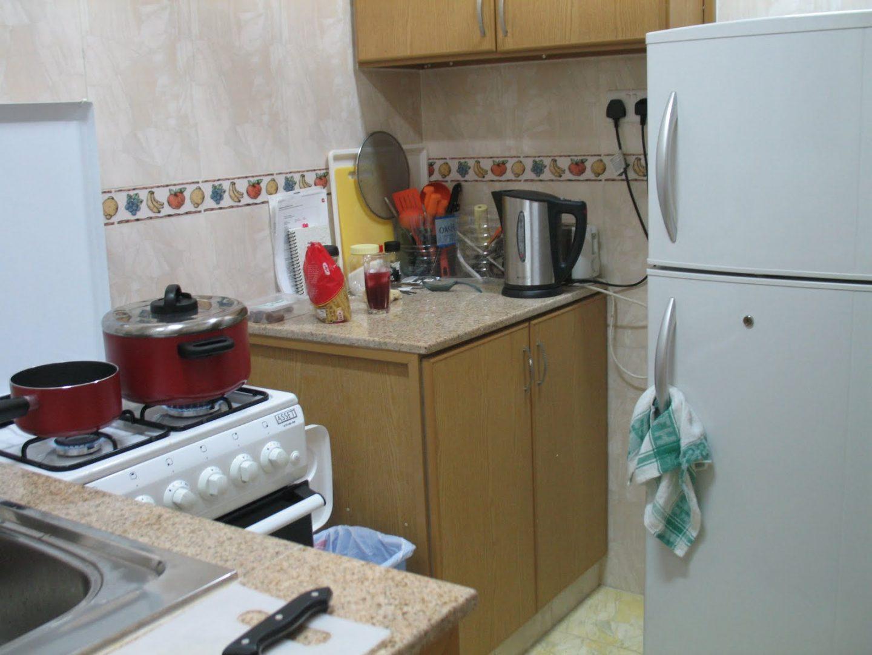 Cocina de espacio reducido im genes y fotos for Muebles de cocina espacios reducidos