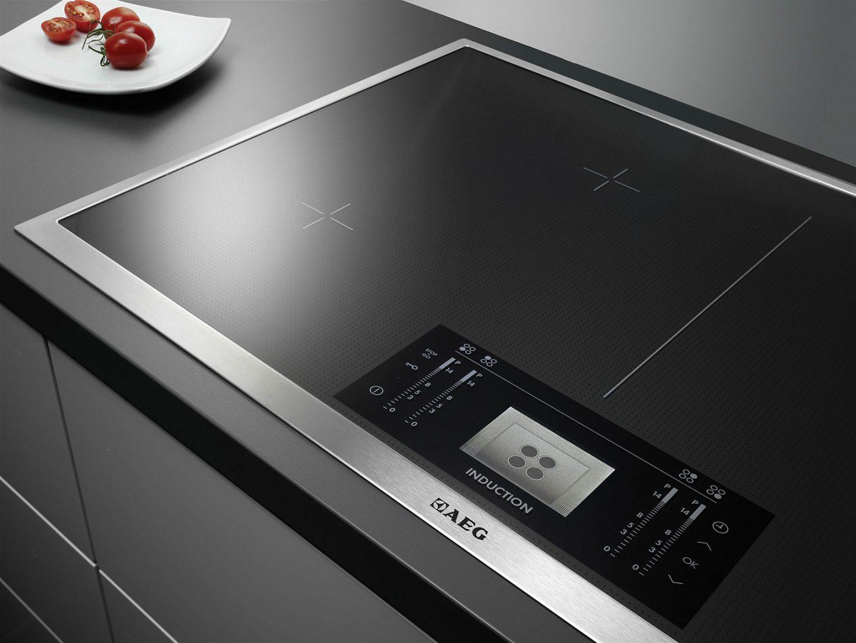 Tipos de cocinas for Cocinas vitroceramicas