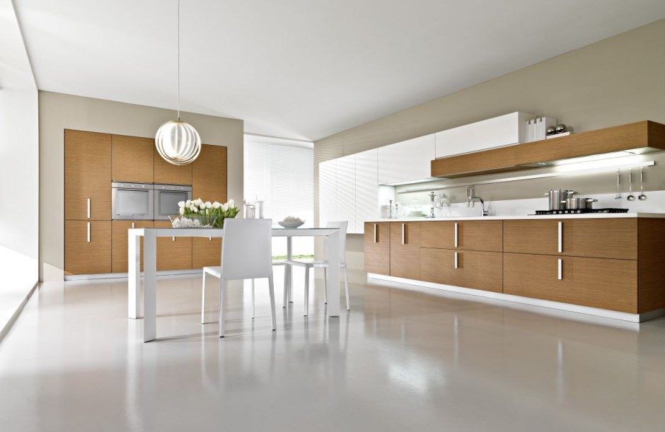 Cocinas de estilo minimalista im genes y fotos for Estilos de cocinas