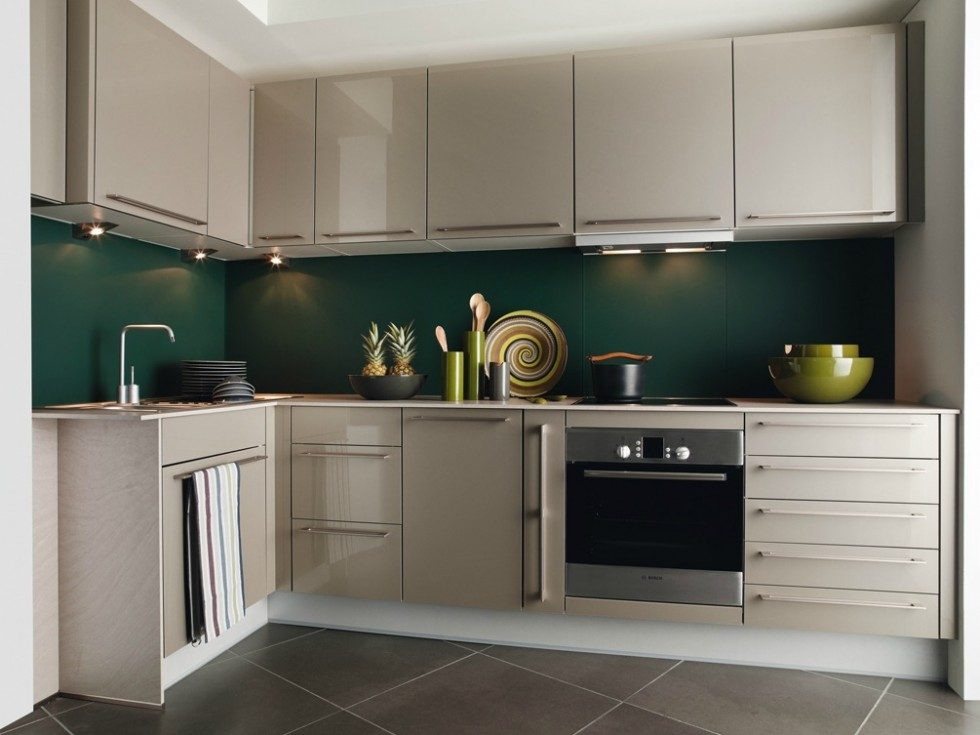 Muebles de cocina en l imagui for Cocinas en ele