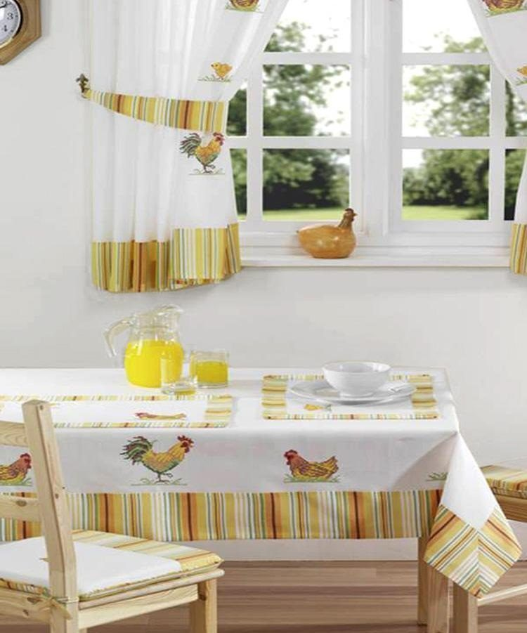 Cortinas ideas cocina for Ideas de cortinas de cocina