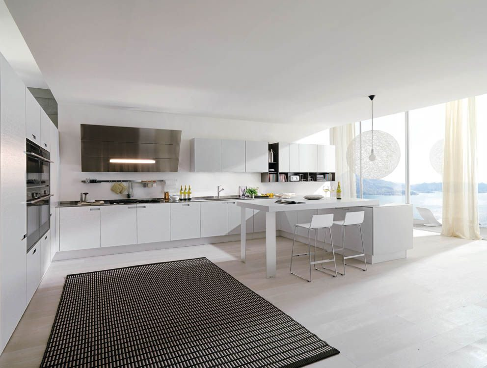 Decoracion De Cocinas Blancas on Salon Ideas