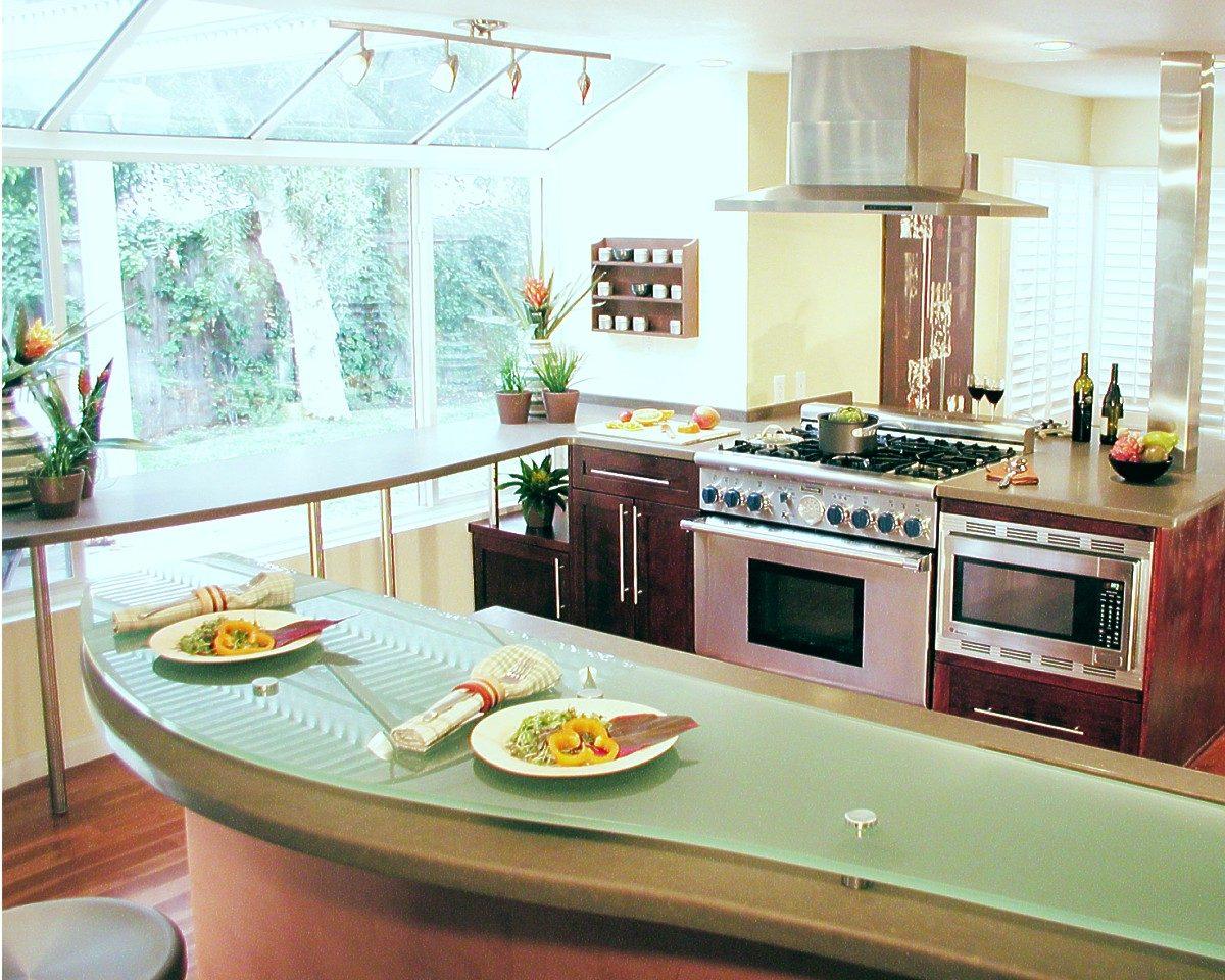 Distribuci n de la cocina im genes y fotos for La casa de las cocinas sevilla