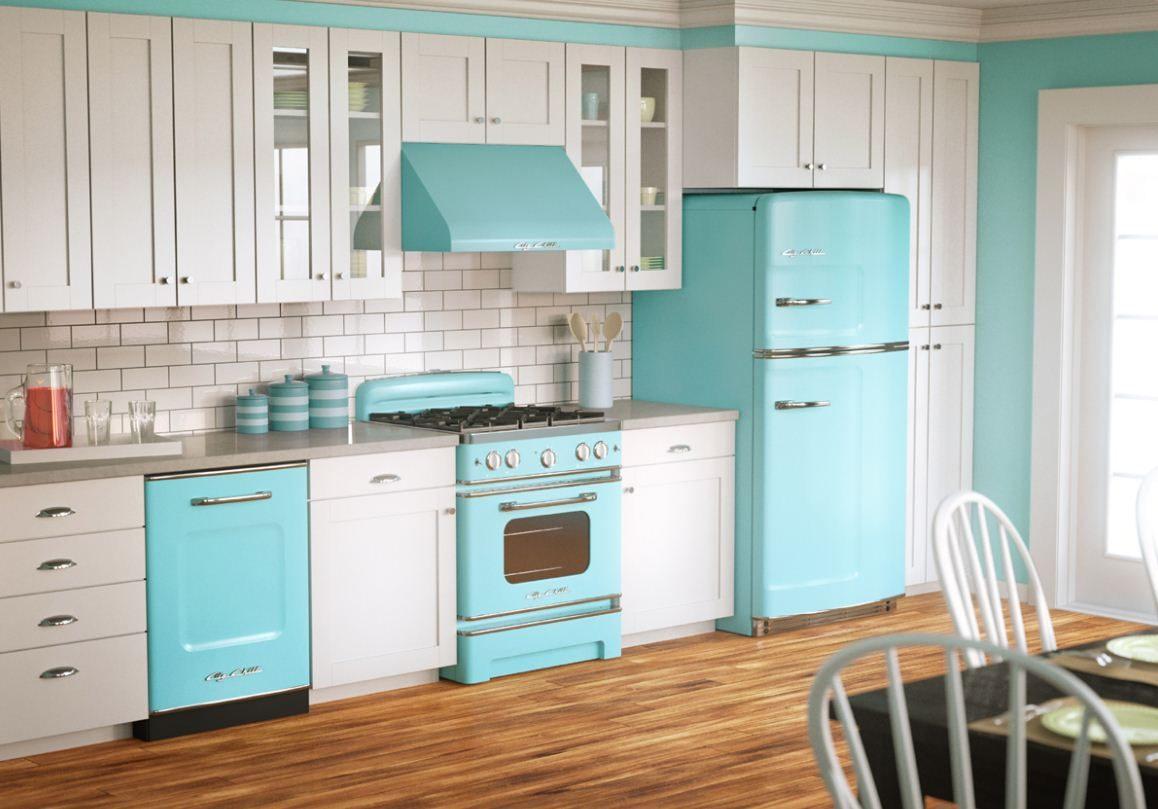 Decoracion Cocinas Vintage | Electrodomesticos Vintage Imagenes Y Fotos