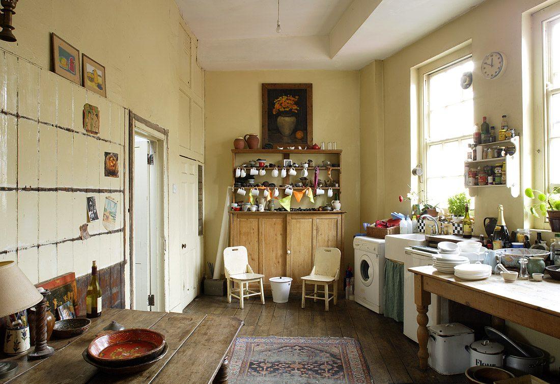 Encimera vintage para la cocina im genes y fotos - Decoracion cocinas estilo vintage ...