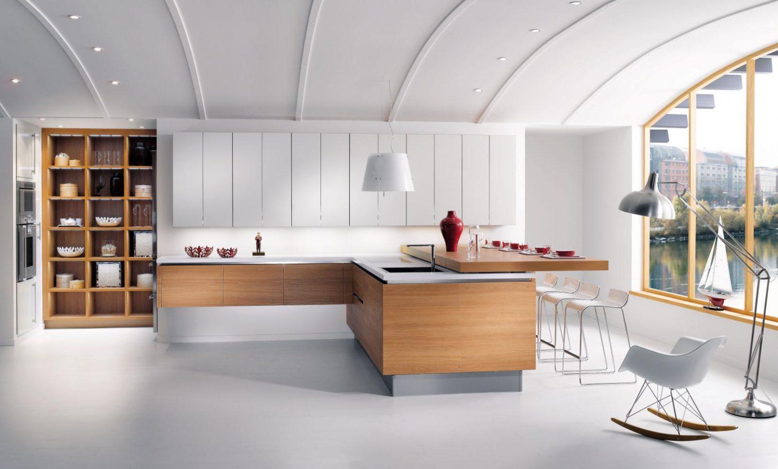 Isla de cocina moderna im genes y fotos for Modelos de islas de cocina modernas