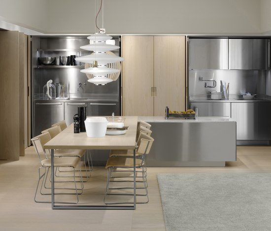 Galer a de im genes consejos para la iluminaci n de cocinas - Iluminacion muebles cocina ...