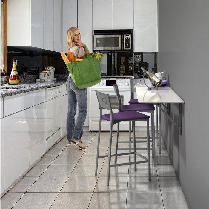 Mesa plegable de cocina :: Imágenes y fotos