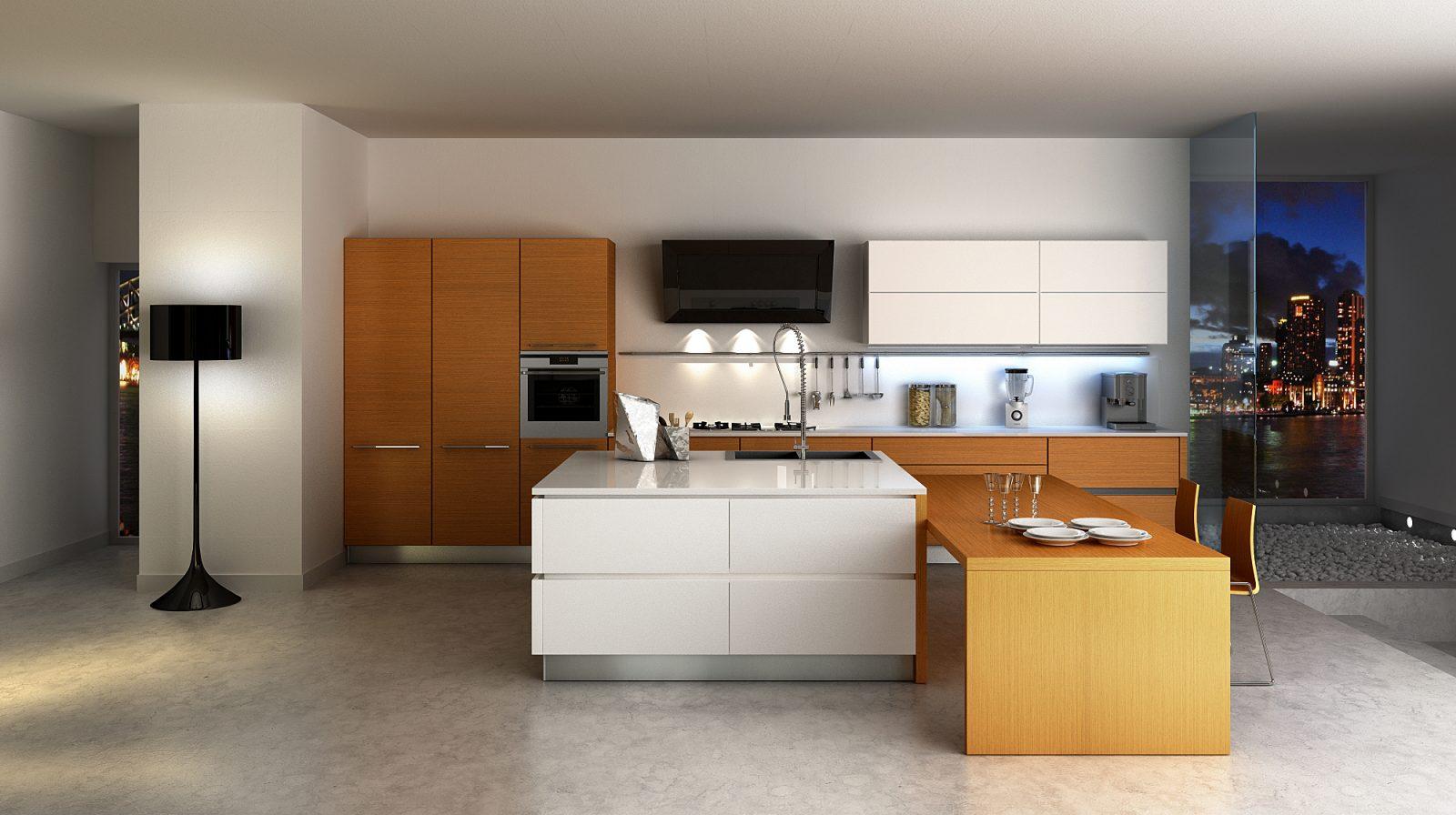 Consejos para organizar la cocina - Mobiliario de cocinas ...
