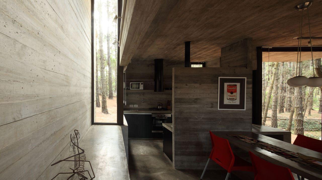 Revestimientos para la pared de la cocina - Paredes en madera ...