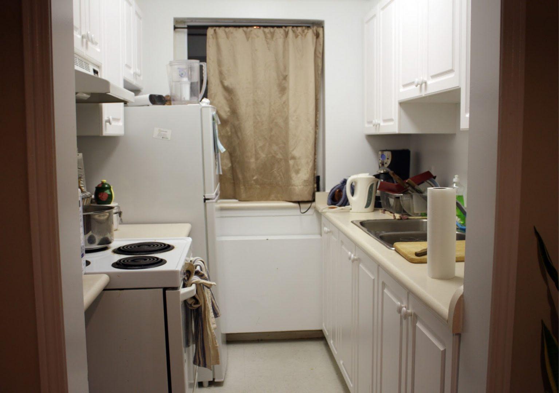 Galer a de im genes ganar espacio en cocinas peque as - Imagenes de cocinas pequenas para apartamentos ...