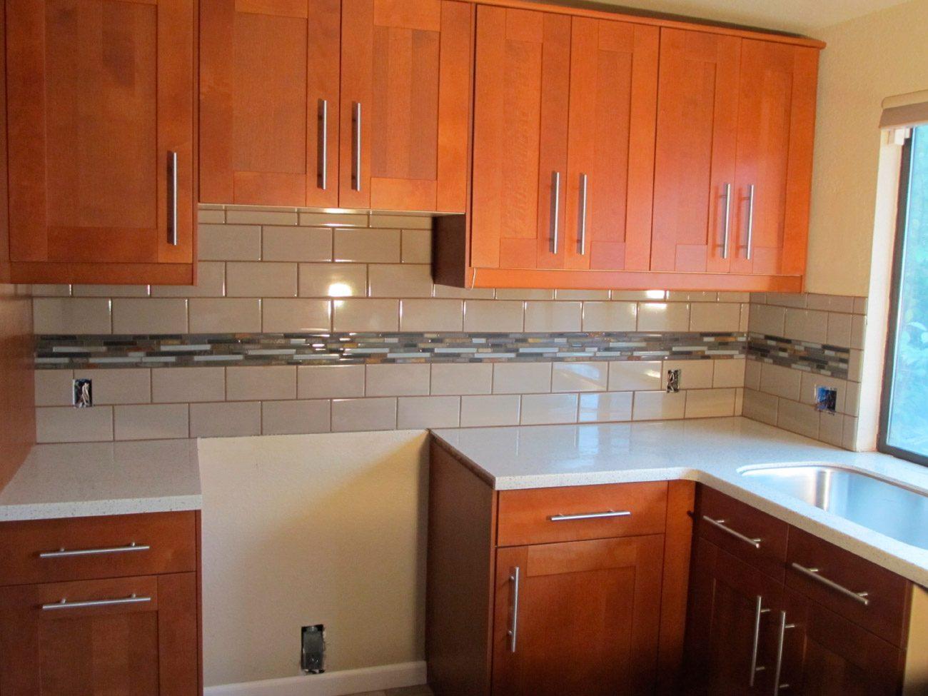 Galer a de im genes revestimientos para la pared de la cocina - Revestimientos paredes cocina ...