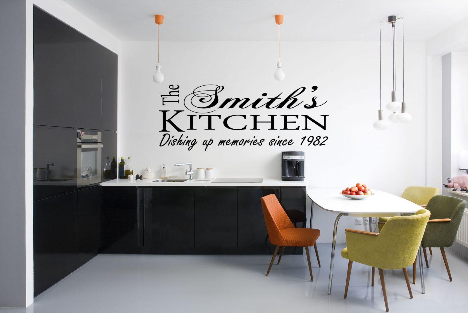 Vinilos decorativos para la cocina :: Imágenes y fotos