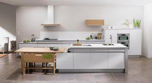 Cocinas de estilo moderno for Cocinas vintage modernas