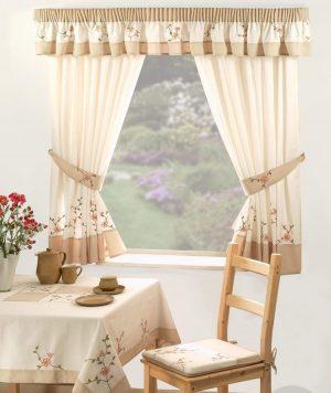 Cortinas Para La Cocina - Que-cortinas-poner-en-la-cocina