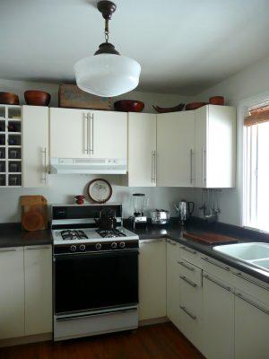 Ganar espacio en cocinas peque as - Lo ultimo en cocinas modernas ...