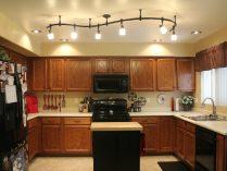 Luz central en la cocina :: Imágenes y fotos