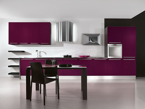 Materiales para los muebles de cocina for Muebles de cocina modernos precios