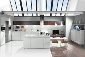 Muebles de cocina sin tiradores