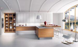 Ventajas de las cocinas americanas - Cocinas americanas minimalistas ...